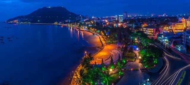 Sau cung đường resort, Vũng Tàu sắp có khu giải trí về đêm  - Ảnh 1.