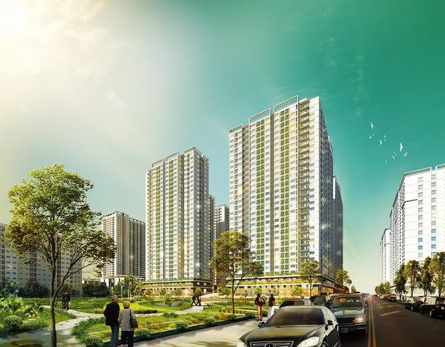 Thuê nhà ở xã hội EcoHome 3 – Giải pháp tài chính tối ưu cho người thu nhập thấp - Ảnh 2.
