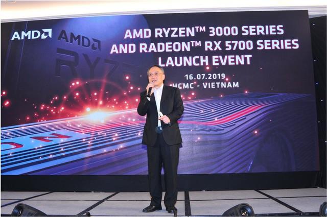 Ông Michael Liao: Lợi thế của chúng tôi là công nghệ mới và giá cạnh tranh, sẽ tiếp tục tiến đến đứng top ở các thị trường khác trong tương lai - Ảnh 1.
