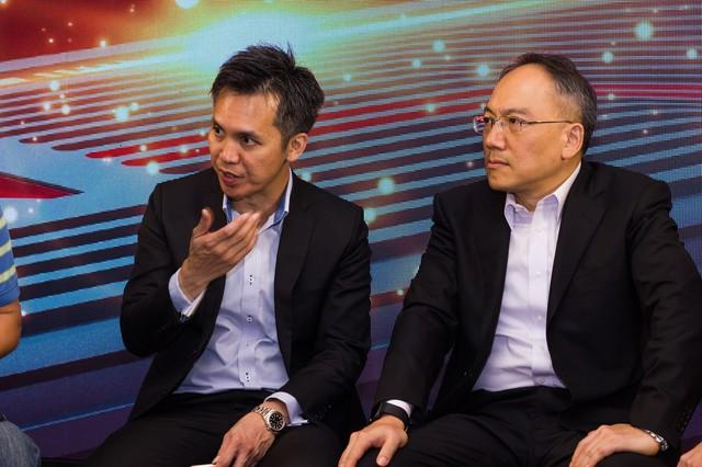 Ông Michael Liao: Lợi thế của chúng tôi là công nghệ mới và giá cạnh tranh, sẽ tiếp tục tiến đến đứng top ở các thị trường khác trong tương lai - Ảnh 2.