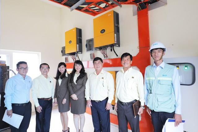Điện mặt trời doanh nghiệp: 4 năm hoàn vốn, lợi người lợi ta - Ảnh 1.