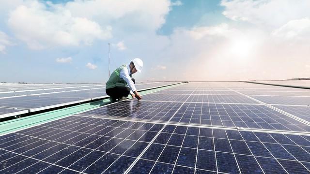 Điện mặt trời doanh nghiệp: 4 năm hoàn vốn, lợi người lợi ta - Ảnh 2.