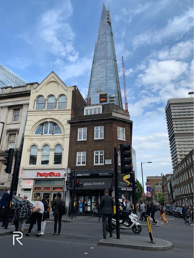 London – Nét giao thoa giữa cổ kính và hiện đại trên từng tòa nhà, góc phố - Ảnh 3.