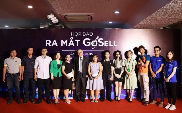 Sự kiện ra mắt nền tảng hỗ trợ bán hàng Gosell được nhiều doanh nghiệp Việt quan tâm - Ảnh 1.