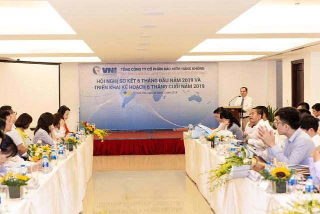 Bảo hiểm hàng không (VNI) năng động và chuyên nghiệp - Ảnh 2.