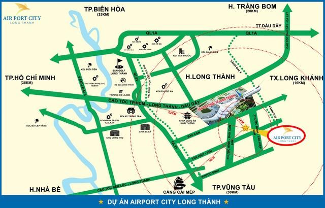 Thị trường BĐS liền kề khu vực Sân bay Long Thành có nhiều cơ hội để phát triển - Ảnh 1.