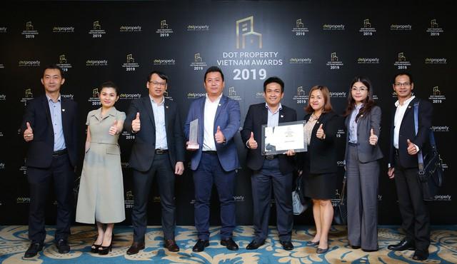 """DKRA Vietnam lập cú hat-trick giải thưởng """"Nhà phân phối Bất động sản tốt nhất Việt Nam"""" - Ảnh 2."""