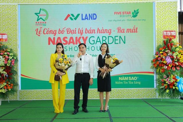 Lễ công bố đại lý bán hàng và ra mắt Nasaky Garden Shophouse - Ảnh 3.