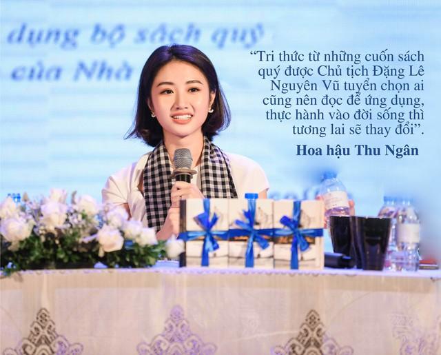 """Những câu nói truyền cảm hứng của của sao Việt trong """"Hành trình từ trái tim"""" vùng biển đảo - Ảnh 1."""