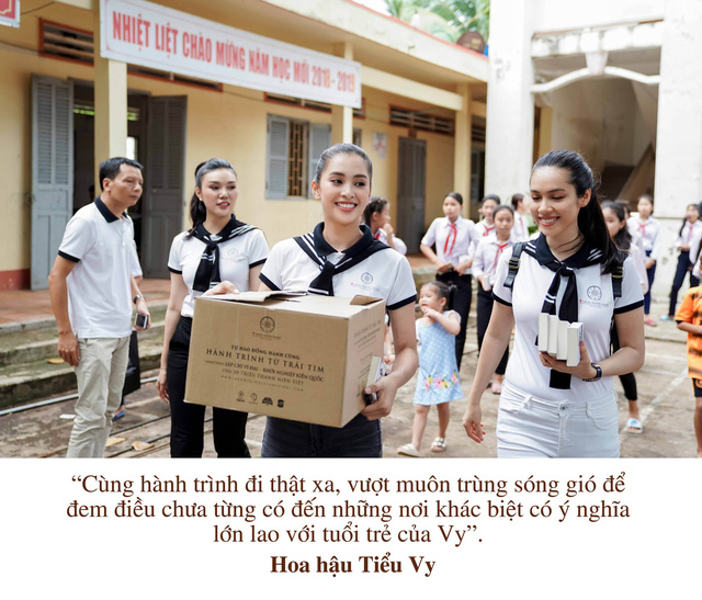 """Những câu nói truyền cảm hứng của của sao Việt trong """"Hành trình từ trái tim"""" vùng biển đảo - Ảnh 7."""