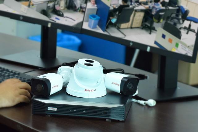 """Synnex FPT """"bắt tay"""" với CP Plus và kỳ vọng mở rộng thị phần camera an ninh - Ảnh 1."""