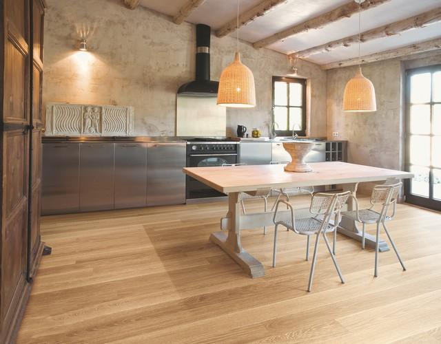5 lý do nên chuyển từ sàn gỗ truyền thống sang sàn gỗ tự nhiên Engineered Ekogreen - Ảnh 2.