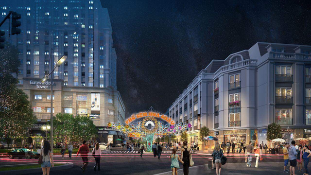 Sắp mở bán khu phố đắt giá nhất tại Eurowindow Garden City - Ảnh 2.
