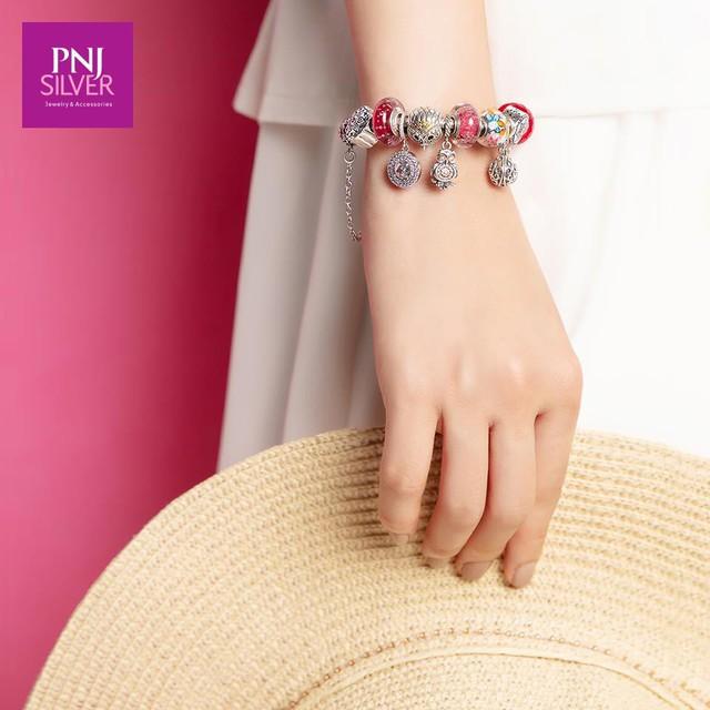 Rạng rỡ bất chấp nắng hè với trang sức độc đáo đến từ PNJSilver - Ảnh 4.