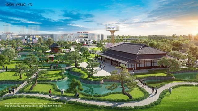 Khám phá khu tiện ích cao cấp tại phía Tây Thủ đô Các tiện ích đặc biệt hàng đầu tại khu phía tây Hà Nội