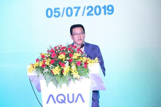 AQUA Việt Nam chính thức khánh thành nhà máy máy giặt cửa trước - Ảnh 1.