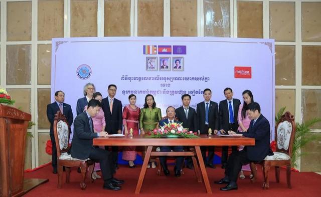 Metfone triển khai 5G tại Campuchia từ tháng 7/2019 - Ảnh 1.