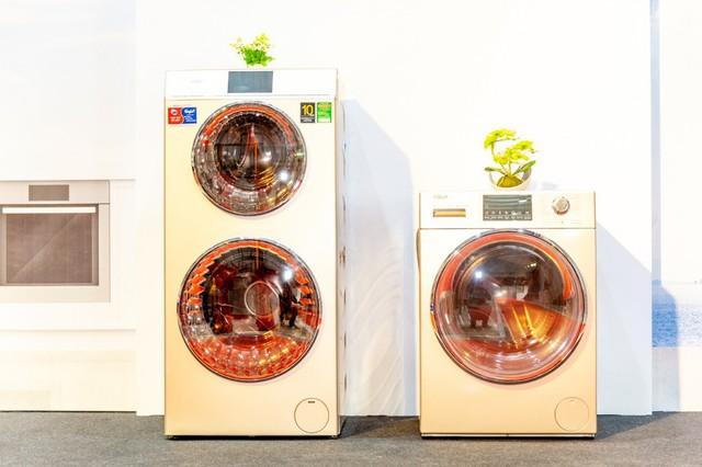 AQUA Việt Nam chính thức khánh thành nhà máy máy giặt cửa trước - Ảnh 3.