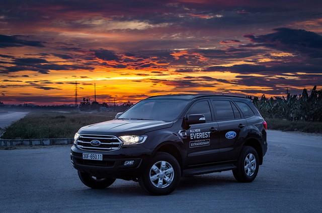 Ford – Thử thách Ford Everest 1 bình dầu – Hơn cả kỳ vọng - Ảnh 4.