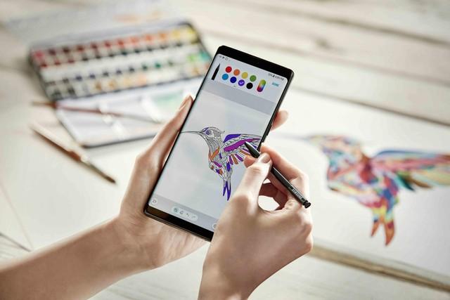 """Không phải là điện thoại đầu tiên có kèm bút, nhưng Galaxy Note mới là chiếc smartphone duy nhất có cây bút """"ăn tiền"""" - Ảnh 4."""