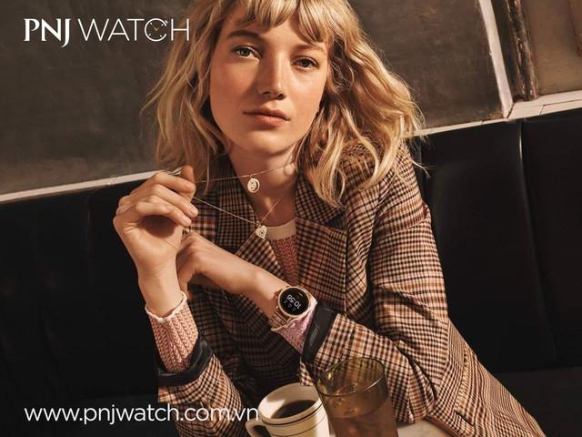 Siêu ưu đãi 19% khi mua smartwatch Michael Kors và Fossil tại PNJ Watch - Ảnh 1.