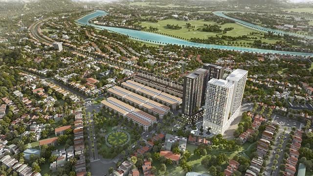 IDJ đầu tư lớn vào khu shophouse triệu đô Lạng Sơn - Ảnh 2.