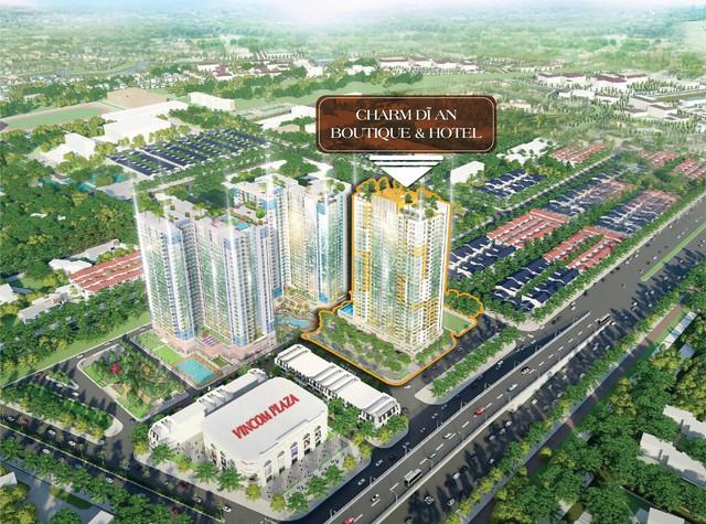 Tiềm lực của DCT Group - Chủ đầu tư dự án căn hộ cao cấp Charm City - Ảnh 1.