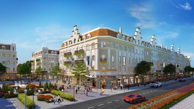 Khởi động tháng 8, Shophouse Europe mở chính sách ưu đãi hấp dẫn - Ảnh 2.
