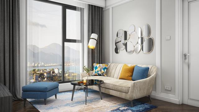 Mua chung cư cao cấp rồi cho thuê - Trào lưu mới tại Quy Nhơn - Ảnh 1.