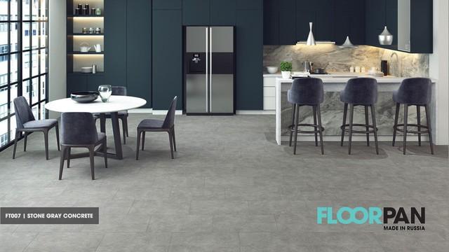 Chọn sàn gỗ cho phòng khách chung cư - Ảnh 2.