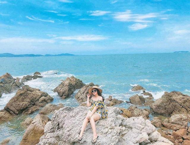 Chẳng cần tới Bali, Quảng Ninh cũng có thế giới vịnh - đảo đẹp nhường này - Ảnh 14.