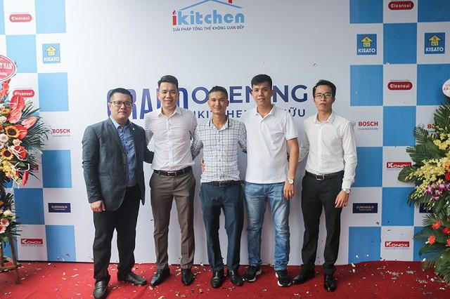 Hãng phụ kiện tủ bếp Eurogold hợp tác chiến lược với hệ thống siêu thị bếp iKitchen - Ảnh 1.