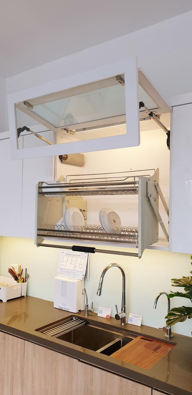 Hãng phụ kiện tủ bếp Eurogold hợp tác chiến lược với hệ thống siêu thị bếp iKitchen - Ảnh 2.