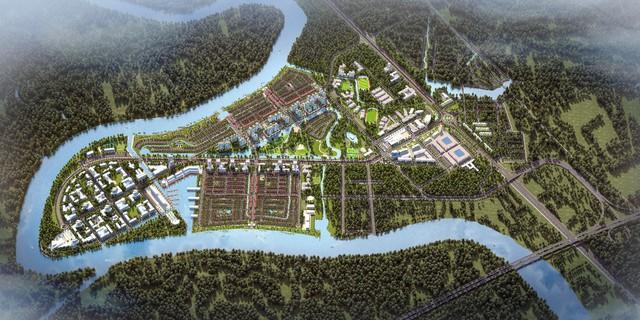 Hệ sinh thái tiện ích ấn tượng của thành phố bên sông Waterpoint - Ảnh 1.