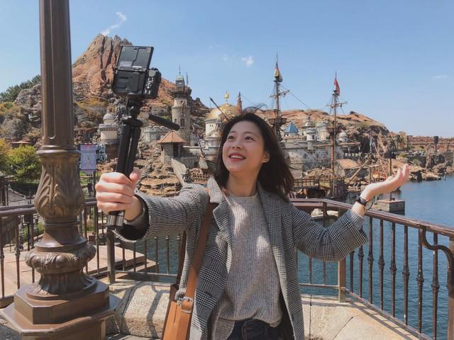 Vlogger Giang Vũ chia sẻ về hành trình du học tại Nhật Bản - Ảnh 1.