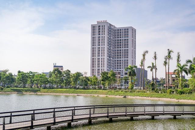 Sức hút từ căn hộ đang bàn giao tại trung tâm TP Bắc Giang - Ảnh 1.