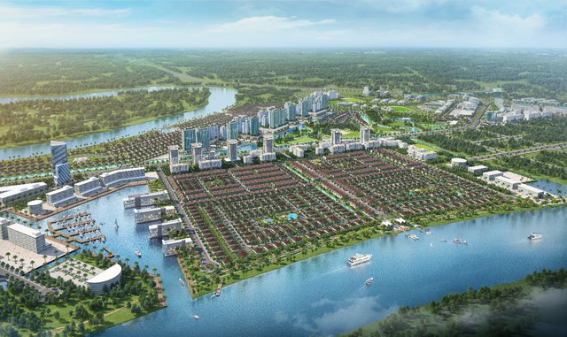 Hệ sinh thái tiện ích ấn tượng của thành phố bên sông Waterpoint - Ảnh 3.