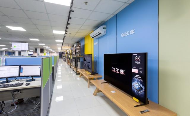 Samsung tiên phong mang tiện ích sửa chữa thiết bị từ xa đến người dùng - Ảnh 2.