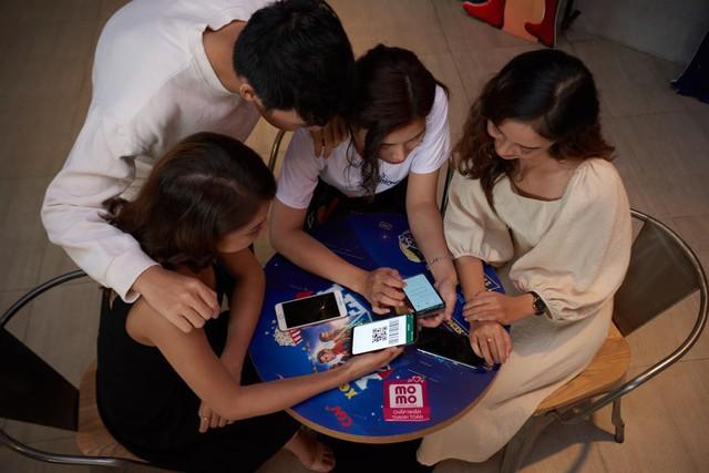 Ứng dụng tài chính MoMo – Ví điện tử hàng đầu Việt Nam - Ảnh 2.