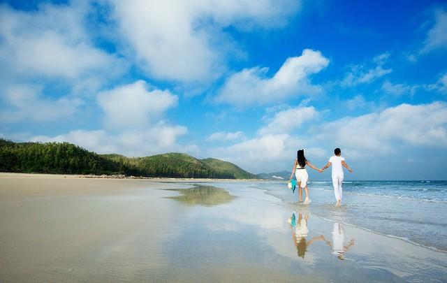 Chẳng cần tới Bali, Quảng Ninh cũng có thế giới vịnh - đảo đẹp nhường này - Ảnh 11.