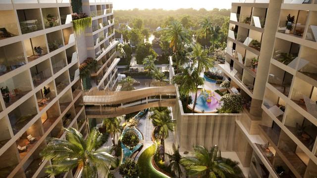 Tập đoàn An Gia vừa ra mắt tổ hợp căn hộ du lịch trên khu đất đắt giá tại Vũng Tàu - Ảnh 1.