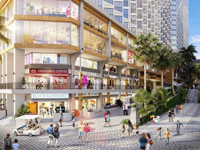 Shop thương mại Mũi Né trở thành điểm đầu tư hấp dẫn - Ảnh 1.