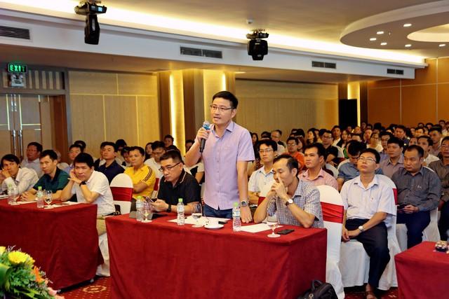 """FSB tổ chức hội thảo quản trị """"Kỷ nguyên Chuyển đổi số"""" tại Đà Nẵng - Ảnh 2."""