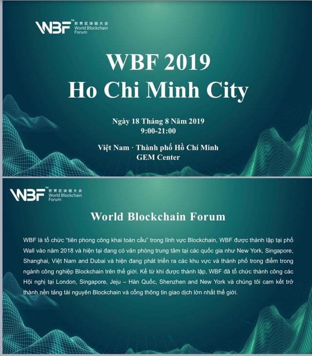 WBF và đối tác Orius Capital tổ chức Hội thảo Blockchain tại Việt Nam - Ảnh 1.