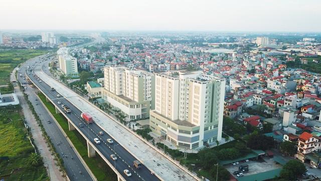 Bất động sản Long Biên thu hút nhiều chủ đầu tư - Ảnh 1.