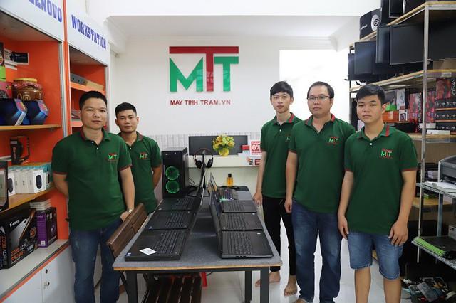 Địa chỉ mua máy tính trạm Workstation giá rẻ uy tín tại TP.HCM - Ảnh 1.