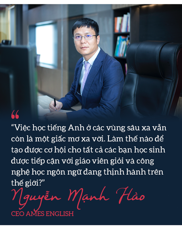 """CEO AMES ENGLISH và hành trình nuôi dưỡng ước mơ """"vì một Việt Nam không còn rào cản ngôn ngữ với thế giới"""" - Ảnh 4."""