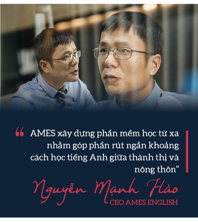 """CEO AMES ENGLISH và hành trình nuôi dưỡng ước mơ """"vì một Việt Nam không còn rào cản ngôn ngữ với thế giới"""" - Ảnh 6."""