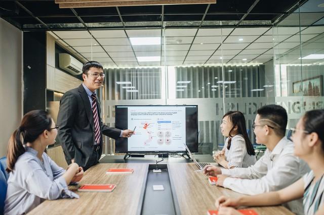 """CEO AMES ENGLISH và hành trình nuôi dưỡng ước mơ """"vì một Việt Nam không còn rào cản ngôn ngữ với thế giới"""" - Ảnh 2."""