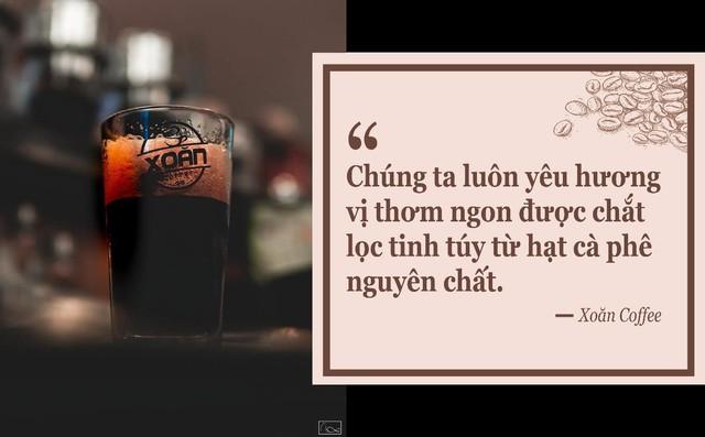 Xoăn Coffee: Quán cà phê mang trọn hương vị mảnh đất cao nguyên xuống Sài Gòn sôi động - Ảnh 1.